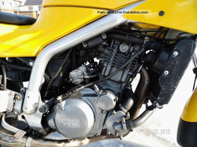 1996 Mz ETZ 251 - Export