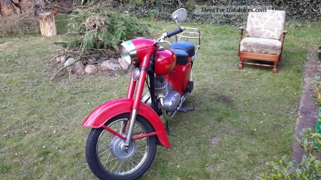 Jawa  356 1956 Vintage, Classic and Old Bikes photo