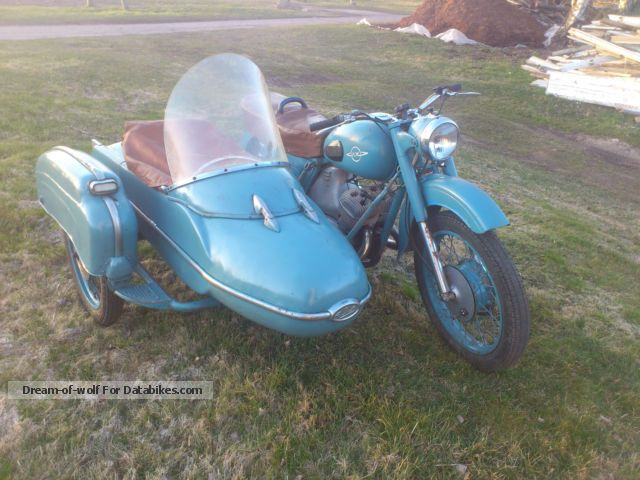 DKW  izh-jupiter-2k 1967 Vintage, Classic and Old Bikes photo