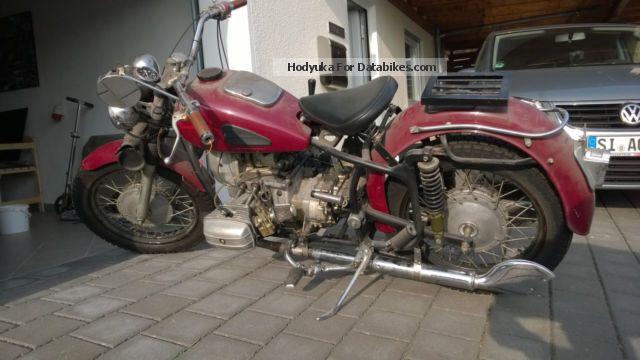 1988 Ural  Dnepr 750 Motorcycle Motorcycle photo