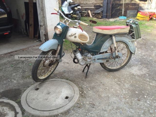 Hercules  220 1960 Vintage, Classic and Old Bikes photo