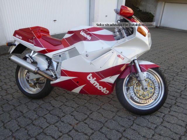 1992 Bimota  YB10 Motorcycle Sports/Super Sports Bike photo