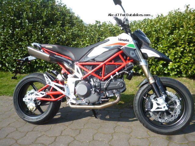 2015 Bimota  DB 10 Motorcycle Super Moto photo