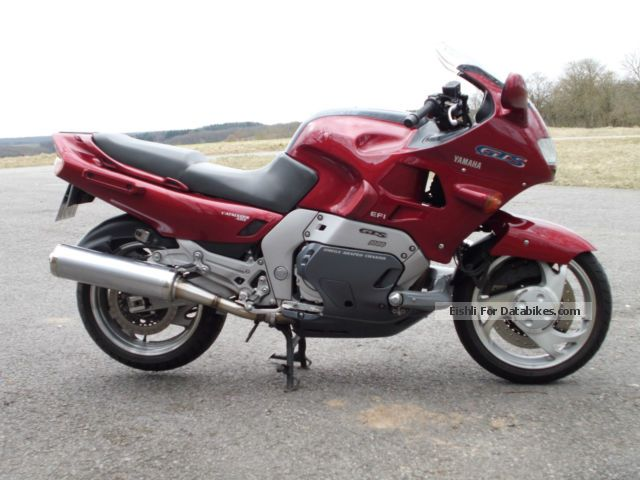 1998 WMI  GTS 1000 ABS Motorcycle Sport Touring Motorcycles photo