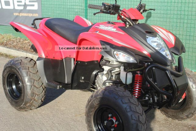 2015 Adly  320 Motorcycle Quad photo
