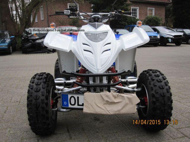 Adly  ATV-300 2008 Quad photo