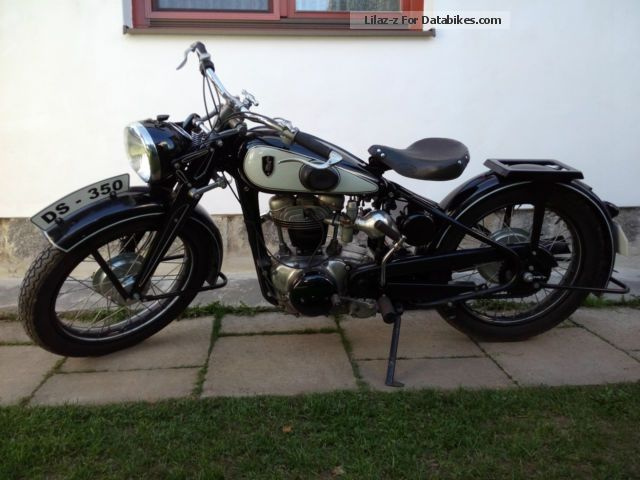 Zundapp  Zündapp DS350 1940 Vintage, Classic and Old Bikes photo