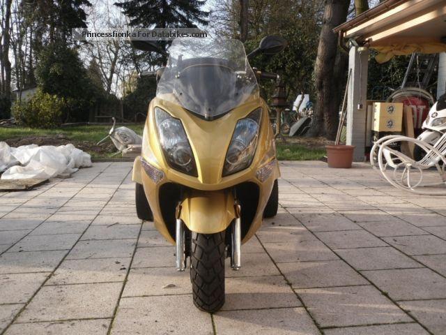2010 Cectek  Geneta GT 200 SL.1 Motorcycle Trike photo