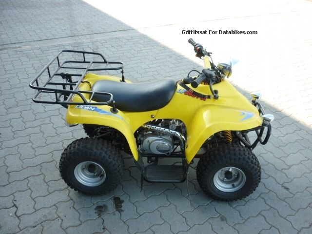 2003 Lifan  LF 50 ST-A, Child ATV, Quad Motorcycle Quad photo