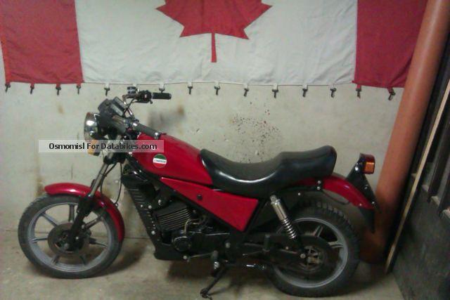 1985 Laverda  125 LB Custom Ride Motorcycle Motorcycle photo