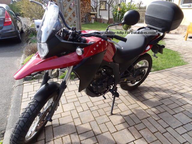 Derbi  Terra 2008 Lightweight Motorcycle/Motorbike photo
