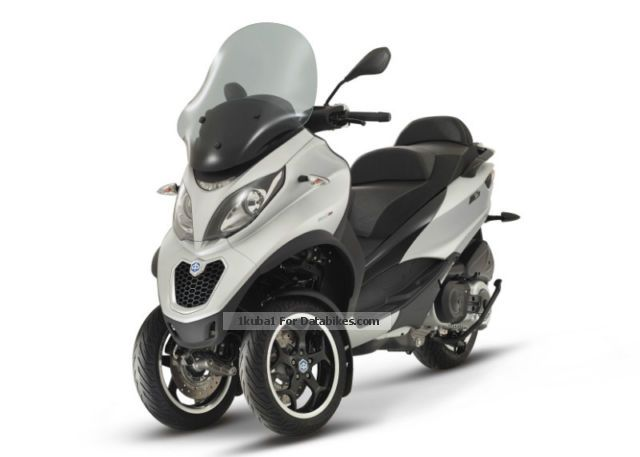 2012 Piaggio  MP3 500 Model 2014 ABS car driving license Motorcycle Scooter photo