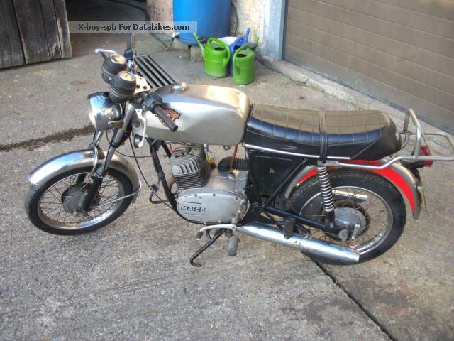 1976 Maico  MD 50 Motorcycle Lightweight Motorcycle/Motorbike photo