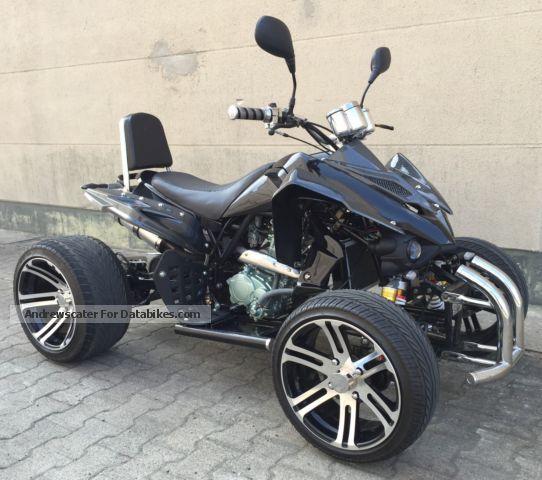 2014 Bashan  Quad XS-DO55 EZ: 03/14 TÜV 03/17 358 km !!!!!!!!! Motorcycle Quad photo