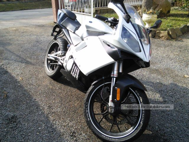 2005 Derbi  GBR 125 Motorcycle Motorcycle photo