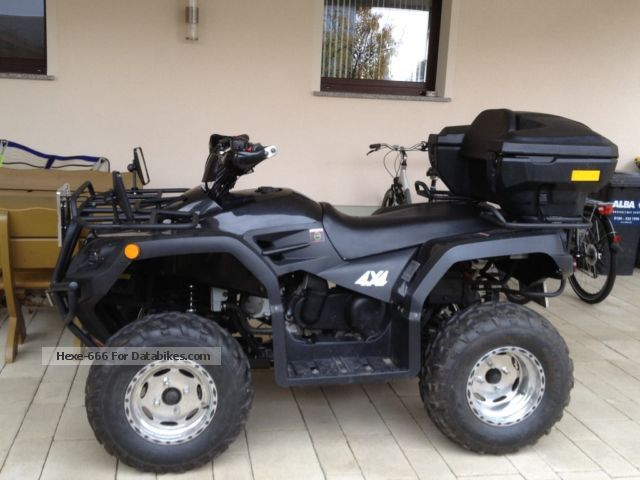Other  Kingwell KWS14 4x4 2012 Quad photo