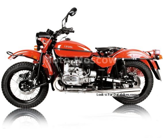 2012 Ural  750 cT Motorcycle Combination/Sidecar photo