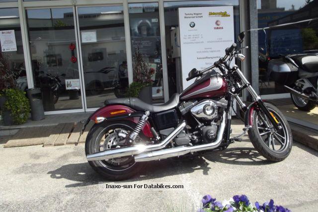 2014 Harley Davidson  Harley-Davidson FXDBB 103 Streetbob Motorcycle Chopper/Cruiser photo