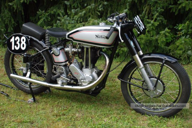 Norton  ES 2 1947 Vintage, Classic and Old Bikes photo