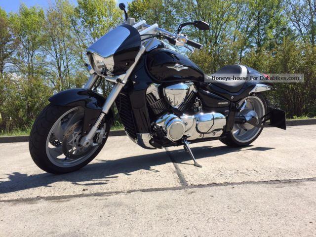 2014 Suzuki  Intruder M 1800 R According Hard and overheads Motorcycle Chopper/Cruiser photo