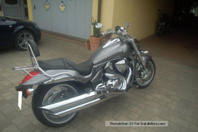 2008 Suzuki  Intruder 1800 Motorcycle Chopper/Cruiser photo
