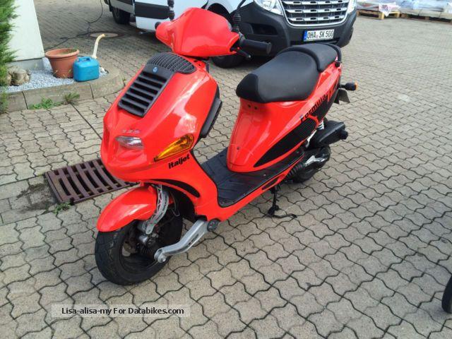 1997 Italjet  125 Motorcycle Scooter photo