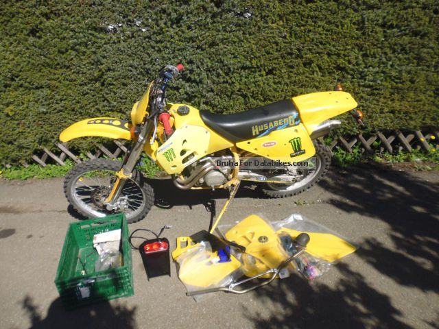 1996 Husaberg  FC400 Motorcycle Enduro/Touring Enduro photo