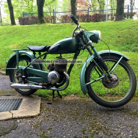 Maico  M 153 1952 Vintage, Classic and Old Bikes photo