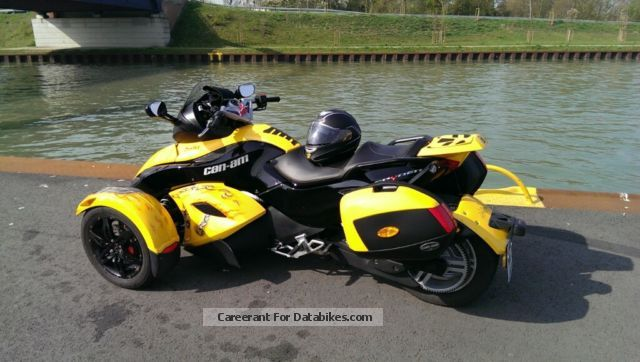 2008 can am rs 2008 Can-Am Spyder Problems 2008 Can-Am Spyder Problems