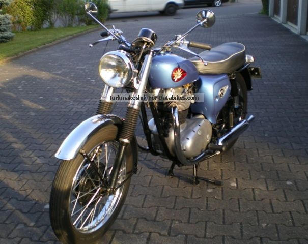 BSA  A 65 Thunderbolt 1966 Vintage, Classic and Old Bikes photo