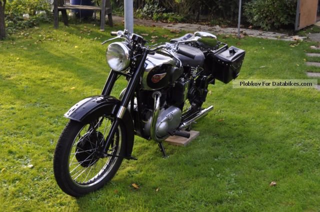 BSA  650 Golden Flash 1950 Vintage, Classic and Old Bikes photo