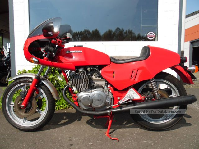 Laverda  500 SFC 1981 Sports/Super Sports Bike photo