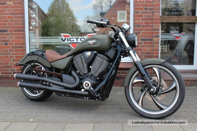 VICTORY  VEGAS 8-BALL 5 years warranty 2015 Motorcycle photo