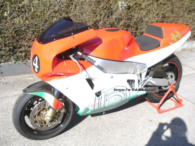 1997 Bimota  YB 8 EVO R Motorcycle Racing photo