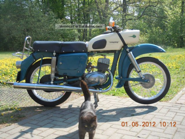Mz  MZ ES 125 1968 Vintage, Classic and Old Bikes photo