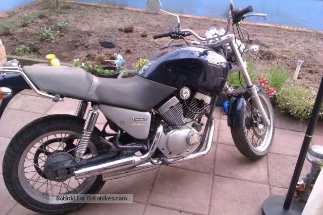 Sachs  Roadstar 125 v2 2001 Naked Bike photo