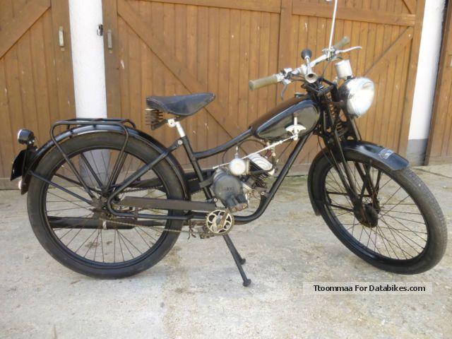 1938 Sachs Brennabor