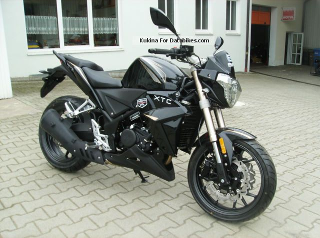 2012 Sachs  XTC-125 S Luxxon R15 DUKE GRS 125 Motorcycle Motorcycle photo