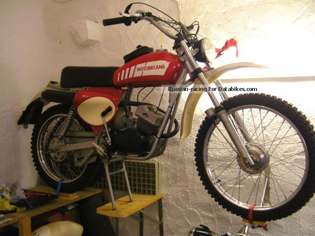 MBK  d55tt 1978 Vintage, Classic and Old Bikes photo