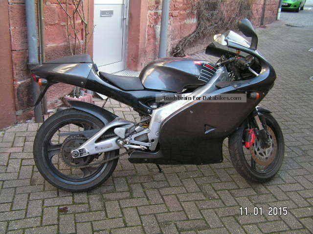 2001 Aprilia  125 MP Motorcycle Motorcycle photo