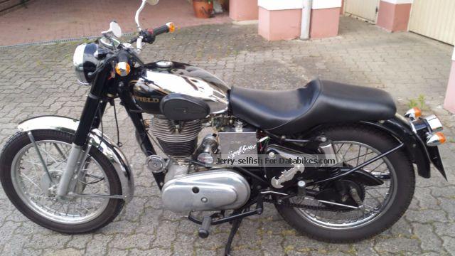 Royal Enfield  Bullet 350 1984 Motorcycle photo