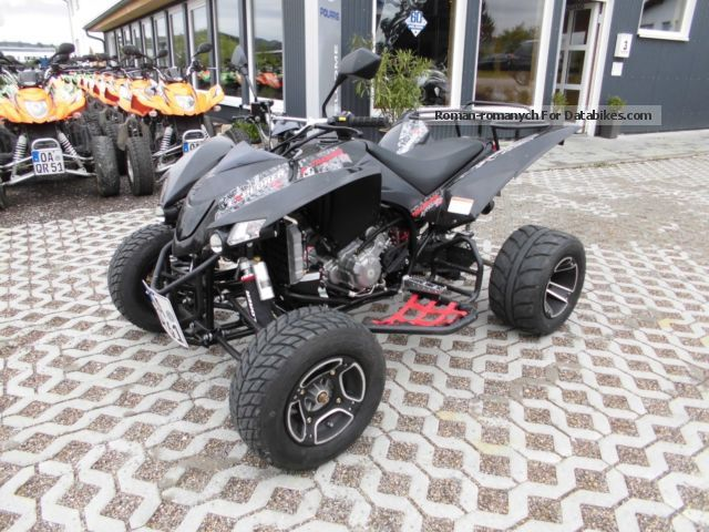 2015 Explorer  Trasher 520 Supermoto LOF Motorcycle Quad photo
