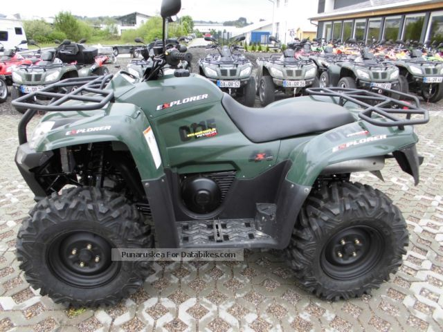 2015 Explorer  Argon 700 LOF Motorcycle Quad photo