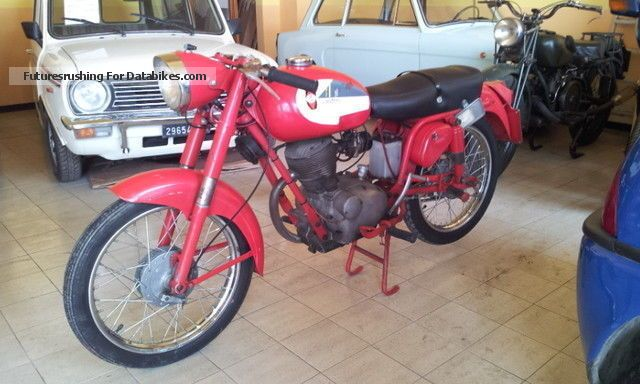 Gilera  Giubileo 98 1962 Vintage, Classic and Old Bikes photo