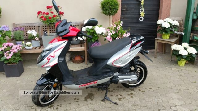 2012 Rivero  VR 25/50 Motorcycle Motor-assisted Bicycle/Small Moped photo