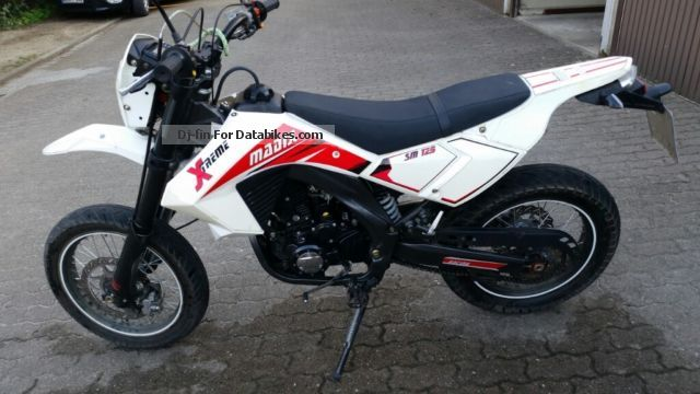 2009 WMI  Madix SM 125 Motorcycle Super Moto photo