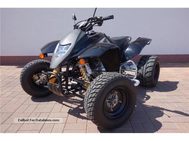 2011 Barossa  Other Canyon 300R Supermoto Motorcycle Super Moto photo