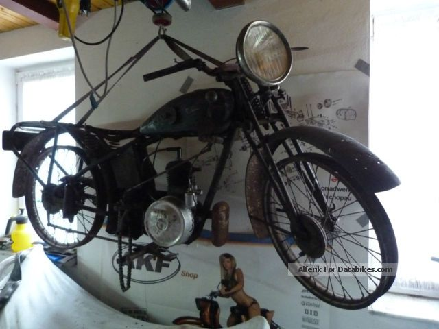 Motobi  Monet Goyon Bj. 1930 1930 Vintage, Classic and Old Bikes photo