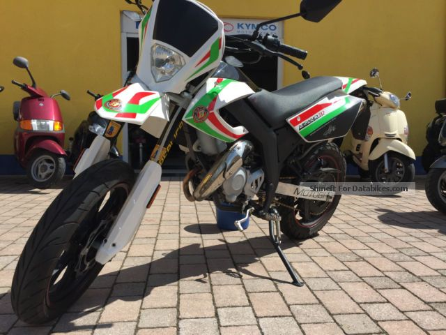 2015 Motobi  Misano 50 Sport Motorcycle Motor-assisted Bicycle/Small Moped photo