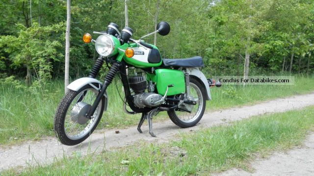 1999 Mz  TS 125 Motorcycle Lightweight Motorcycle/Motorbike photo
